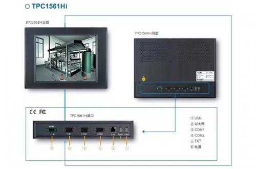 H系列 TPC1561Hi 触摸屏